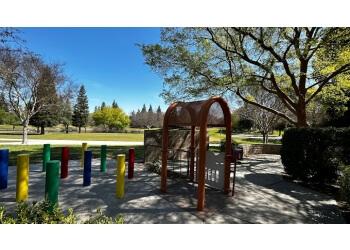 Fresno public park Oso de Oro Park