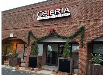 Greensboro italian restaurant Osteria