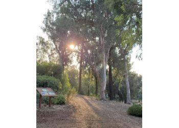 Chula Vista hiking trail Otay Lakes County Park