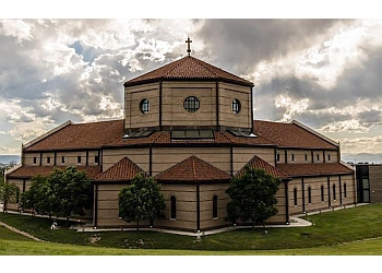 Aurora church Our Lady of Loreto Catholic Parish and School