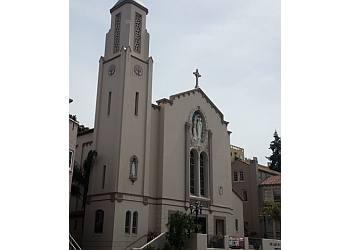 Oakland church Our Lady of Lourdes Church