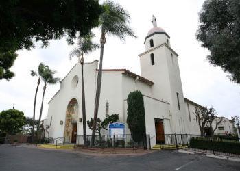 Santa Ana church Our Lady of the Pillar Church
