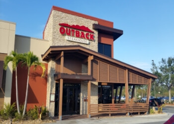Palm Bay steak house OutBack Steak House