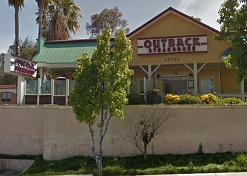 Santa Clarita steak house Outback Steakhouse