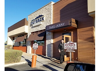 Surprise steak house Outback Steakhouse