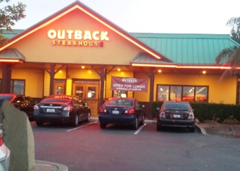 Vallejo steak house Outback Steakhouse