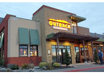 Vancouver steak house Outback Steakhouse