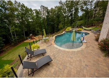Atlanta landscaping company Outdoor Makeover & Construction