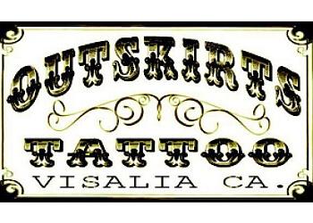 Visalia tattoo shop Outskirts Tattoo