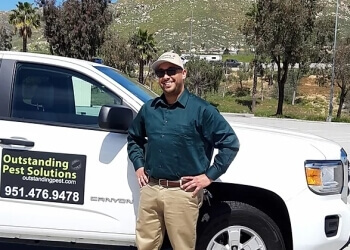 Moreno Valley pest control company Outstanding Pest Solutions