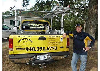 Denton roofing contractor Over The Top Roofing