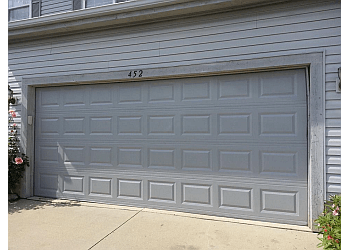 Columbus garage door repair Over and Above Garage Works