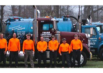 Greensboro septic tank service Overbey's Septic Tank Service, Inc.