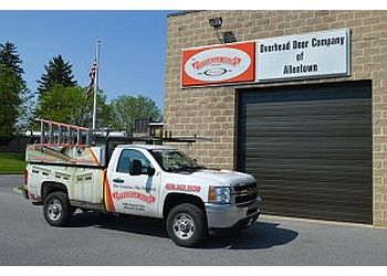 Allentown garage door repair Overhead Door Company of Allentown