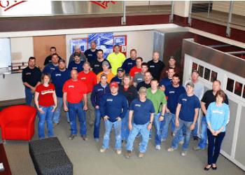Cedar Rapids garage door repair Overhead Door Company of Cedar Rapids and Iowa City