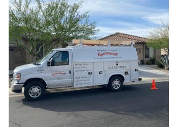 Tempe garage door repair Overhead Door Company of Central Arizona