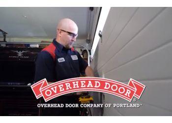 Portland garage door repair Overhead Door Company of Portland