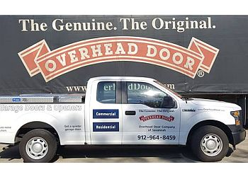 Savannah garage door repair Overhead Door Company of Savannah