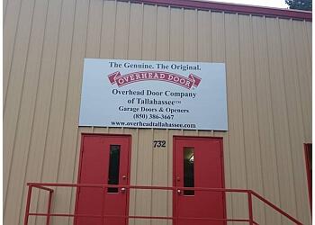 Tallahassee garage door repair Overhead Door Company of the Capital City