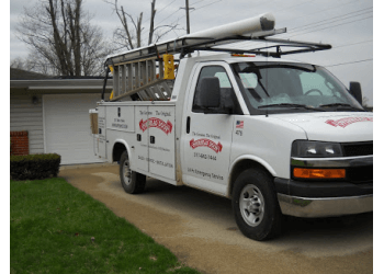Indianapolis garage door repair Overhead Door Co. of Indianapolis