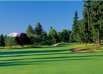 Bellevue golf course Overlake Golf & Country Club