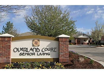 Boise City assisted living facility Overland Court Senior Living