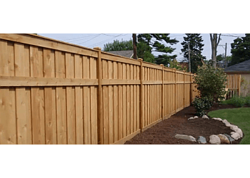 Overland Park fencing contractor Overland Park Fence Company