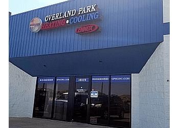 Overland Park hvac service Overland Park Heating & Cooling, Inc.