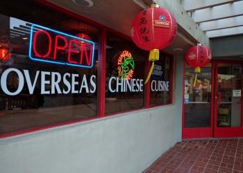 Carlsbad chinese restaurant Overseas Restaurant