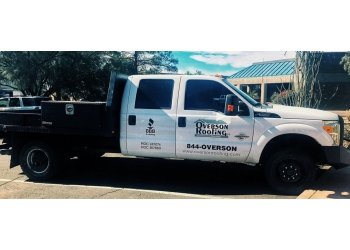 Mesa roofing contractor Overson Roofing LLC