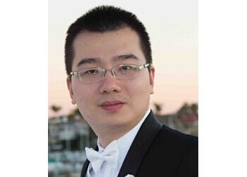 Irvine financial service Owen Zhang