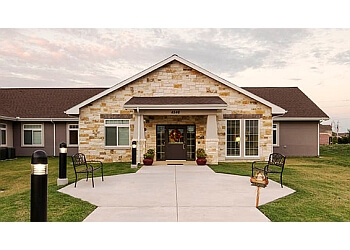 Grand Prairie assisted living facility Oxford Glen