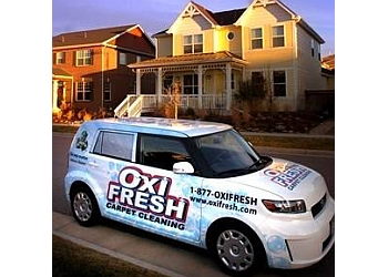 Shreveport carpet cleaner Oxi Fresh