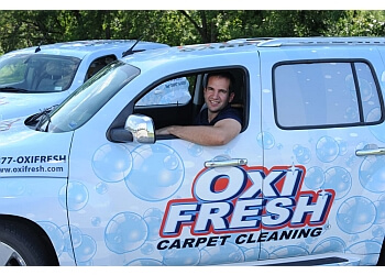 Kansas City carpet cleaner Oxi Fresh Carpet Cleaning