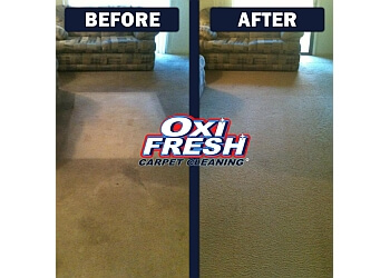 West Valley City carpet cleaner Oxi Fresh Carpet Cleaning
