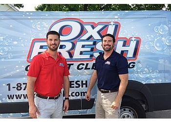 Lafayette carpet cleaner Oxi Fresh carpet Cleaning