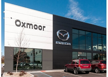 Louisville car dealership Oxmoor Mazda