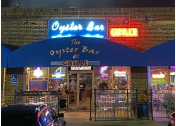 Shreveport seafood restaurant Oyster Bar & Grille