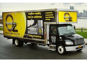 Yonkers moving company Oz Moving & Storage