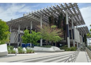 Miami places to see Pérez Art Museum