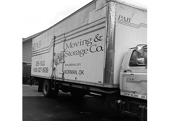 Norman moving company PAB Moving LLC.