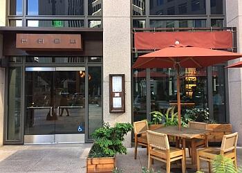 San Francisco japanese restaurant PABU Izakaya