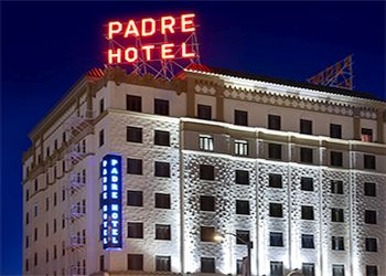 Bakersfield hotel PADRE HOTEL