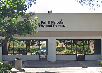 Bakersfield occupational therapist PAIR & MAROTTA PHYSICAL THERAPY
