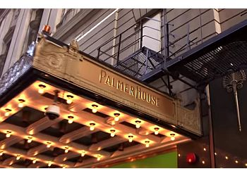 Chicago hotel PALMER HOUSE A HILTON HOTEL