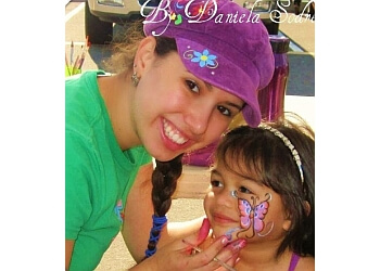 San Diego face painting PARTIES BY DANIELA & Co.