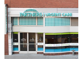 Boston urgent care clinic PARTNERS URGENT CARE