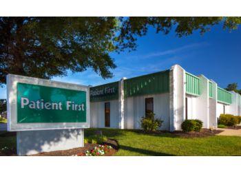 Richmond urgent care clinic PATIENT FIRST
