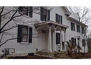 Dayton landmark PATTERSON HOMESTEAD