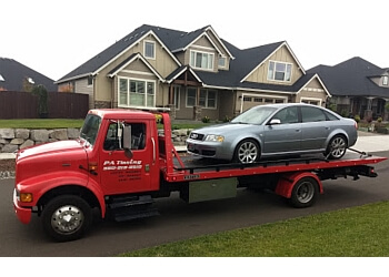Vancouver towing company PA Towing